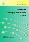 DISKRETNA ANALOGNA ELEKTRONIKA, II. svezak - tomislav brodić