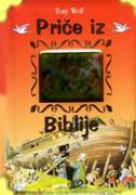 PRIČE IZ BIBLIJE - tony (ilustrirao) wolf