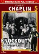 CHARLIE CHAPLIN 5 - KNOCKOUT, VAGABUND, ŽENA I POLICIJA
