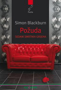 POŽUDA - simon blackburn