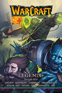 WARCRAFT- LEGENDE SV.5 - richard a. (tekst) knaak