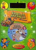 ŽABLJA PATROLA 2 (DVD I BOJANKA)