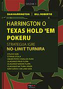 HARRINGTON O TEXAS HOLD EM POKERU - dan harrington, bill robertie