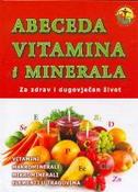 ABECEDA VITAMINA I MINERALA - milka (ur.) pašić