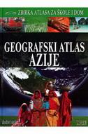 GEOGRAFSKI ATLAS AZIJE - drago glamuzina