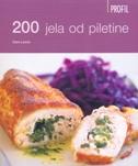 200 JELA OD PILETINE - sara lewis