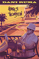 DANI RUMA - hunter s. thompson
