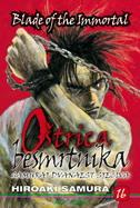 OŠTRICA BESMRTNIKA 16-Samuraj dvanaest sječiva - hiroaki samura