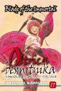 OŠTRICA BESMRTNIKA 17 - hiroaki samura