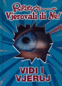 RIPLEY S BELIEVE IT OR NOT - VJEROVALI ILI NE - VIDI I VJERUJ - rebecca miles