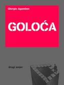 GOLOĆA - giorgio agamben