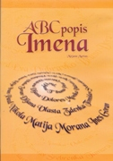 ABC POPIS IMENA - CD ROM - mirjana martan