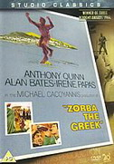 ZORBA THE GREEK - michael cacoyannis