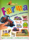 AKTIVNOSTI S NALJEPNICAMA - FARMA