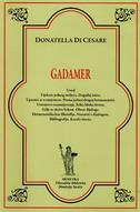GADAMER - donatella di cesare