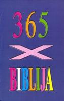 365 X BIBLIJA - stella tamhina (pr.)