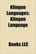 KLINGON LANGUAGES