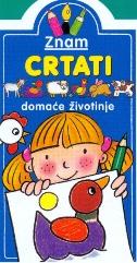 ZNAM CRTATI- Domaće životinje - jack delaroche