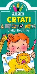 ZNAM CRTATI- Divlje životinje - jack delaroche