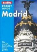 BERLITZ POCKET GUIDE MADRID - neil schlecht