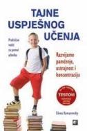 TAJNE USPJEŠNOG UČENJA- Praktičan vodič za pomoć učeniku - elena kamarovsky