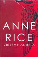 VRIJEME ANĐELA - anne rice