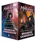 MISTBORN TRILOGY SET - brandon sanderson