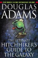 ULTIMATE HITCHHIKERS GUIDE TO THE GALAXY - douglas adams