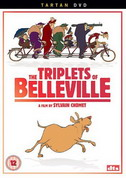 TRIPLETS OF BELLEVILLE - sylvain chomet