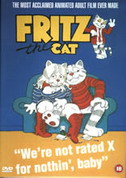 FRITZ THE CAT - ralph bakshi
