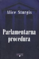 PARLAMENTARNA PROCEDURA - alice sturgis