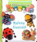 SLIKOVNICA ZA BEBE - MALENE ŽIVOTINJE - filip (prir.) kozina