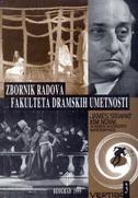ZBORNIK RADOVA FAKULTETA DRAMSKIH UMETNOSTI 3 - aleksandra (ur.) jovićević, milena (ur.) dragićević-šešić