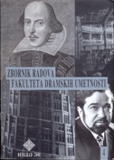 ZBORNIK RADOVA FAKULTETA DRAMSKIH UMETNOSTI 4 - aleksandra (ur.) jovićević, radoslav (ur.) đokić