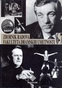 ZBORNIK RADOVA FAKULTETA DRAMSKIH UMETNOSTI 6-7 - nevena (ur.) daković