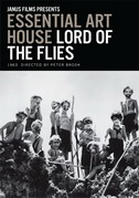 LORD OF THE FLIES - ESSENTIAL ART HOUSE - peter brook
