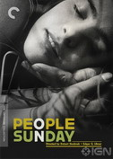 PEOPLE ON SUNDAY (1930) - robert siodmak