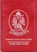 RIJEČKA TURISTIČKA PUTOVNICA rusko-mađarski - zlatko moranjak, slobodan milošević