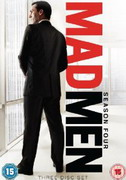 MAD MEN - SEASON FOUR (3-DISC SET)
