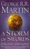 STORM OF SWORDS (Book Three, Part Two of A Song of Ice and Fire) - george r.r. martin