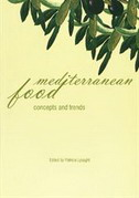 MEDITERRANEAN FOOD - concepts and trends - patricia lysaght