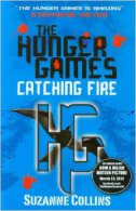CATCHING FIRE (FUNGER GAMES) - suzanne collins