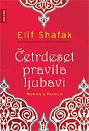 ČETRDESET PRAVILA LJUBAVI - elif shafak