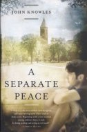 SEPARATE PEACE - john knowles