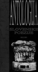 ANTOLOGIJA SLOVENSKE POEZIJE - ciril zlobec