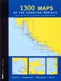 1300 MAPS OF THE CROATIAN ADRIATIC - braslav (ur) karlić, radovan marčić