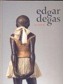 EDGAR DEGAS - SKULPTURE (Katalog izložbe)