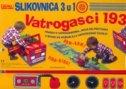 VATROGASCI - SLIKOVNICA 3 U 1