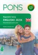 PONS NAPREDNI TEČAJ ENGLESKI JEZIK - komunikacijski jezični paket