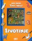 PRVE KNJIGE - ŽIVOTINJE - tony (ilustrirao) wolf